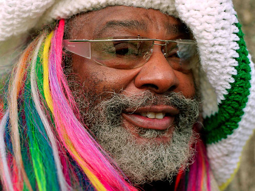 George Clinton @ Crystal Ballroom
