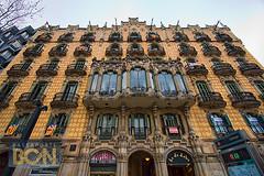 Cases Ramos, Barcelona