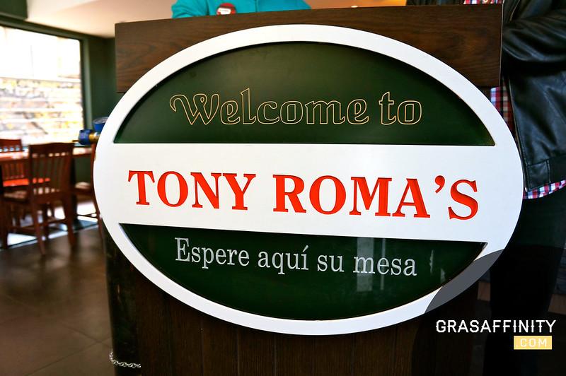 Tony Roma´s Murcia // Grasaffinity