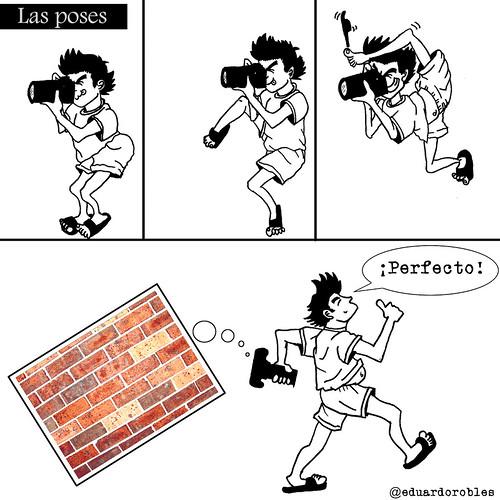 Las poses