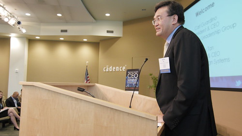 Cadence CEO Lip-bu Tan