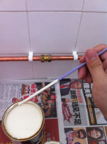 Painting Pipe 9