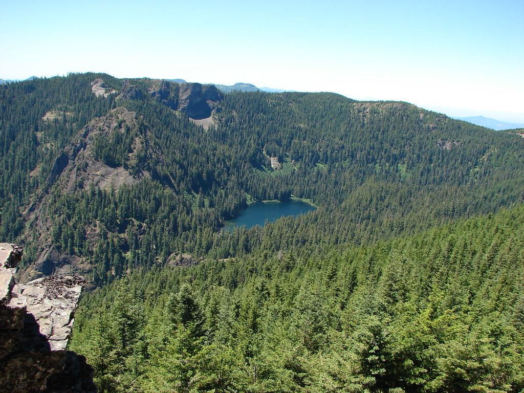 Tumble Lake