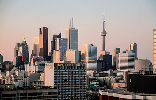 City of Toronto Landscape