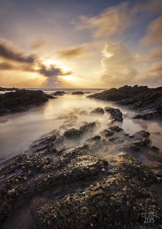 Spread The Sunrise by Ahmad Fahmi (markthedg), on Flickr