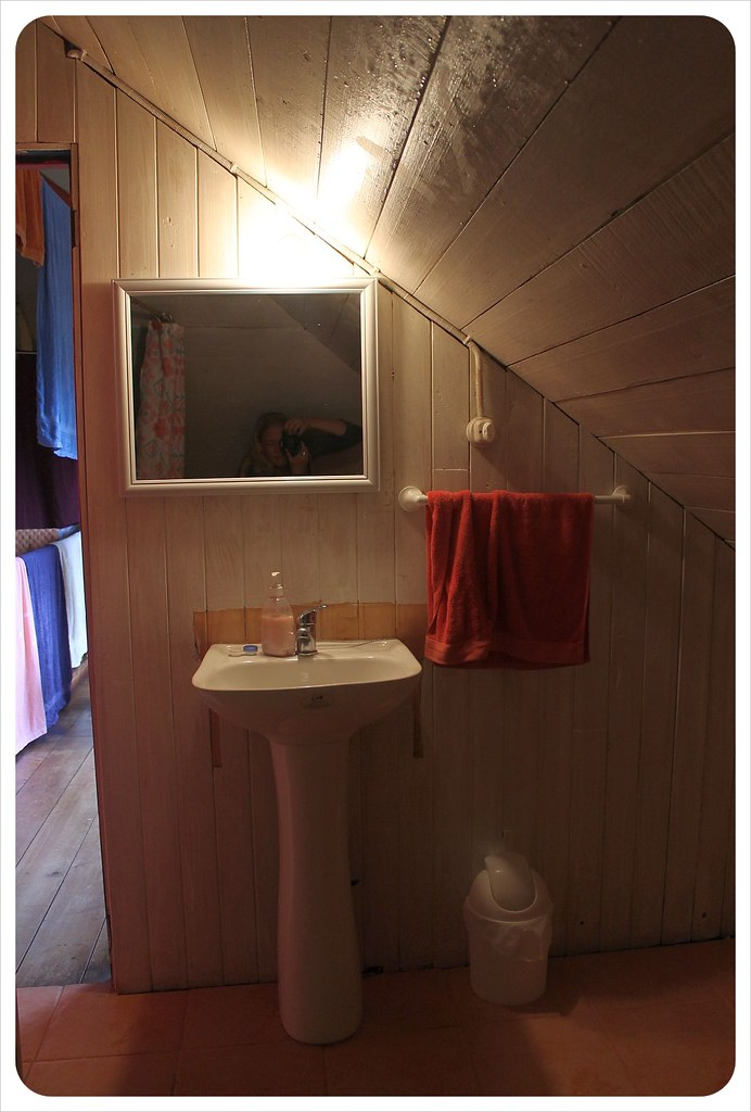 Margouya 2 puerto varas bathroom
