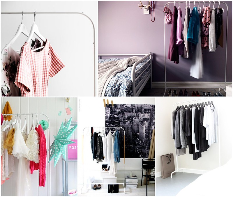 to decorate ikea mulig clothing rack. Black Bedroom Furniture Sets. Home Design Ideas