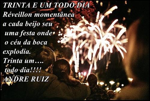 TRINTA E UM TODO DIA by amigos do poeta
