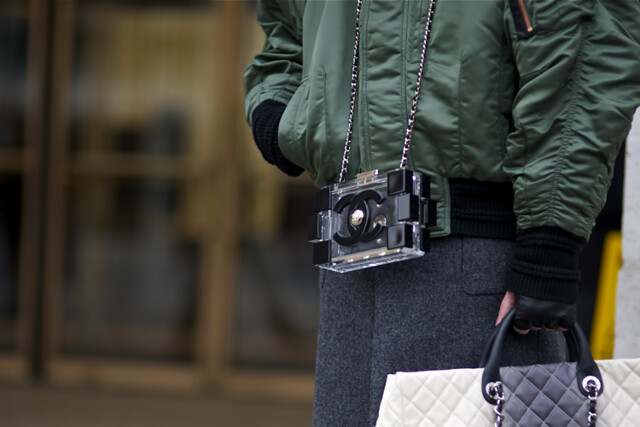 Kyle Anderson Chanel Lego Bag An Unknown Quantity New York Fashion Street Style Blog NYFW MBFW