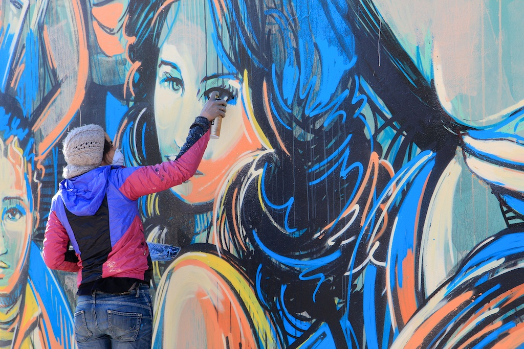 Alice Pasquini - New York