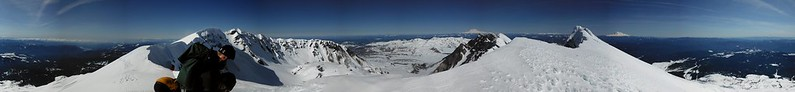 Mount Saint Helens Pano