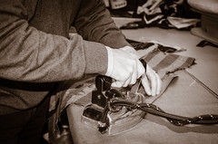 Savile Row - Bespoke Tailors Workshop
