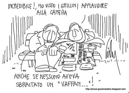Laura Boldrini Presidente by Livio Bonino