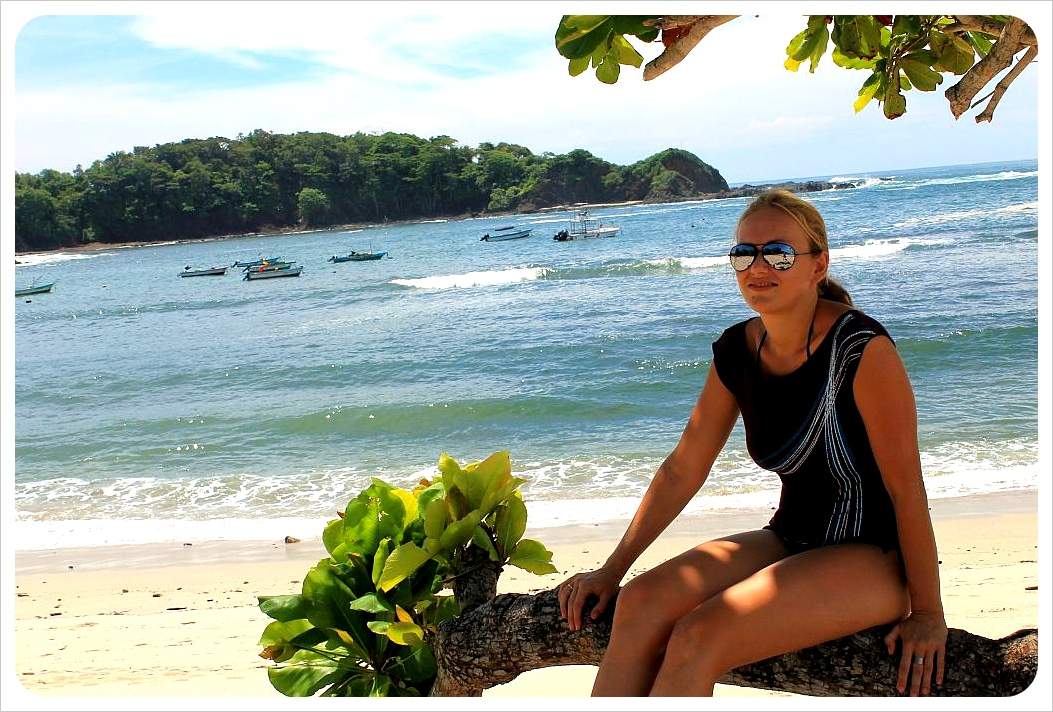 beach guanacaste dani