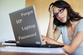 forgot password on hp 2000 laptop