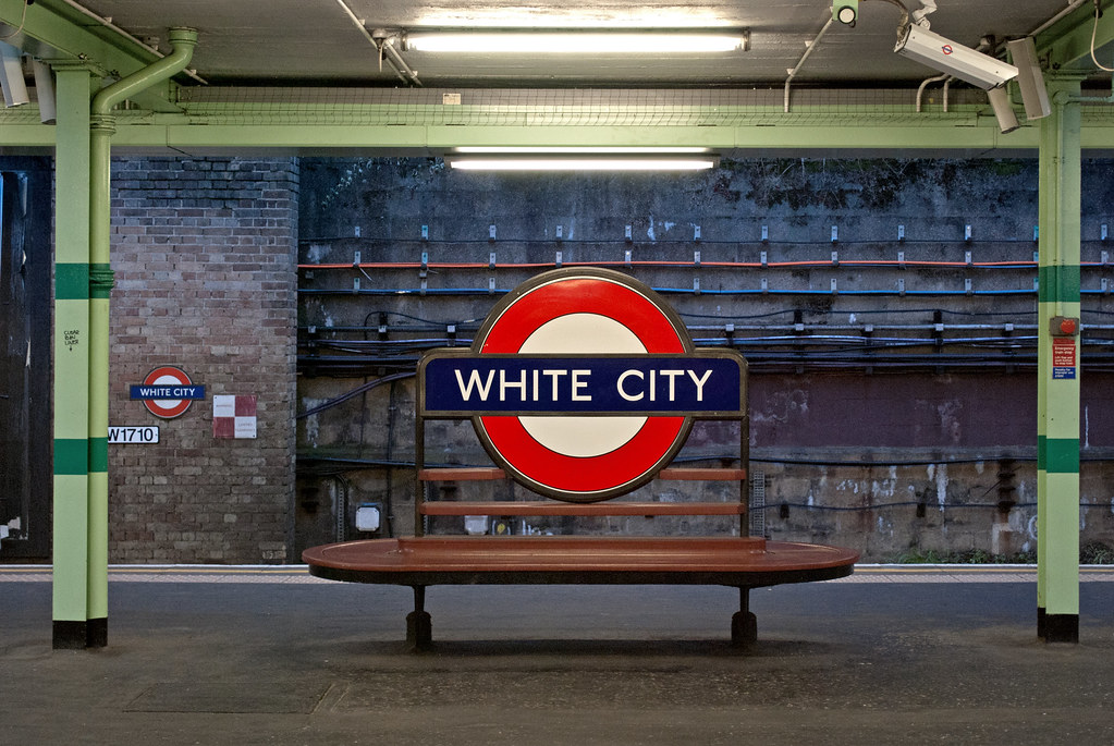 White City Underground station