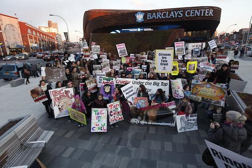 Barclays Circus