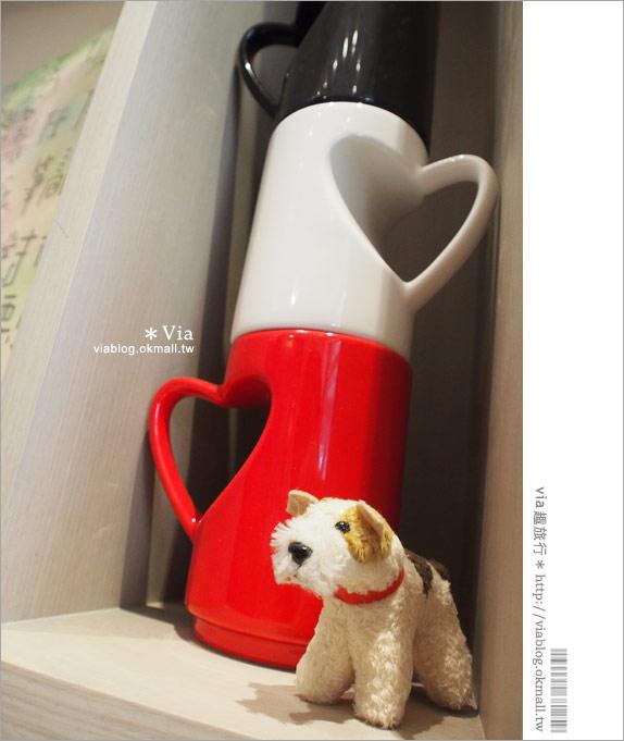 【台中咖啡廳】台中甜點推薦~小梗甜點咖啡!超好吃的季節&每日限定草莓千層!13