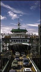 Ferry MV Wenatchee