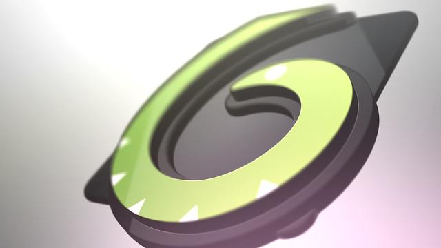 Logo 3D Levels - 2