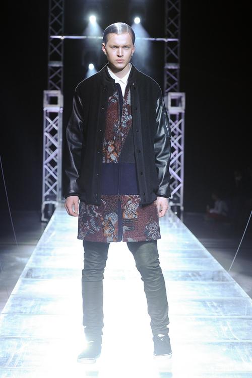 FW13 Tokyo yoshio kubo016_Jens Esping(Fashion Press)