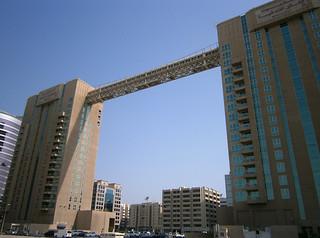 Marriott Executive Apartments building