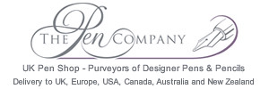 The Pen Company Banner