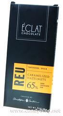 Eclat Chocolate Caramelized Hazelnuts 65%