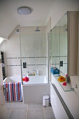 Our Old & New Bathroom