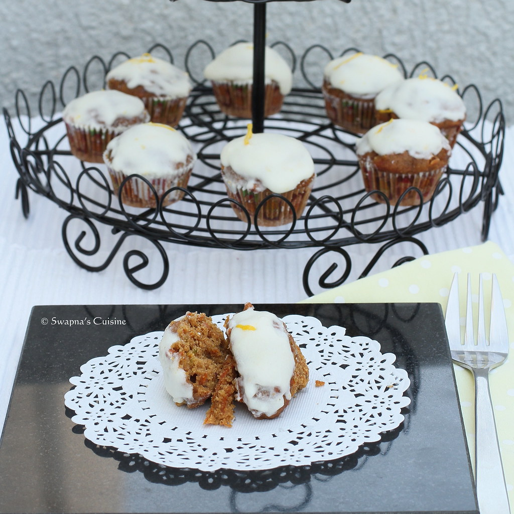 Carrot cake Pictures