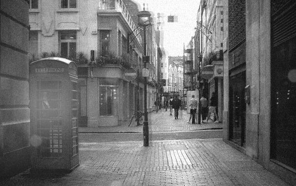 Calles del Soho