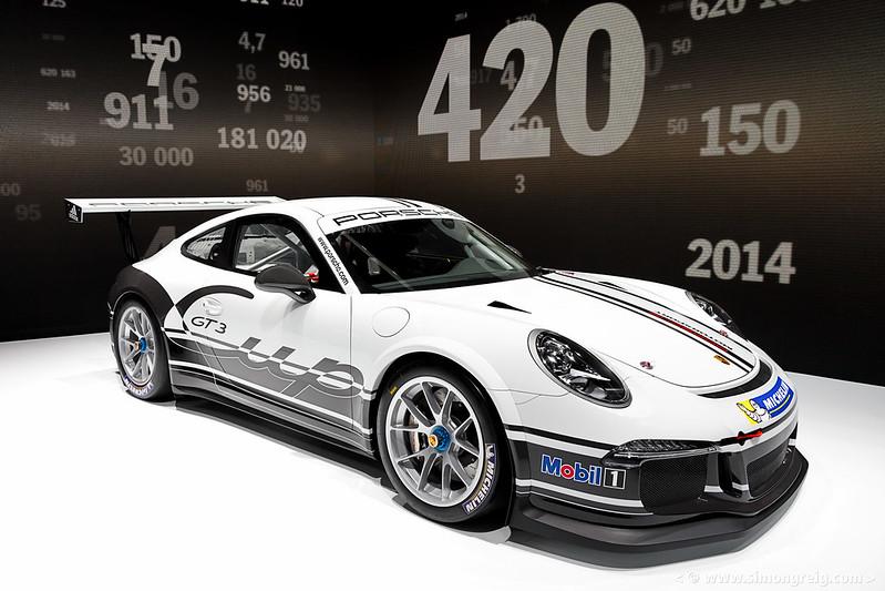 2013 Porsche 911 GT3 Cup