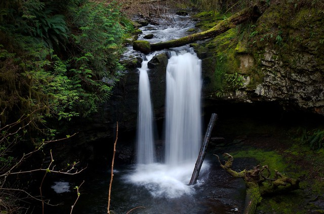 Stocking Creek Falls