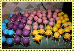 Thumbnail image for Canon T3i and making Easter cake balls