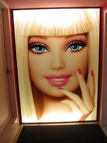 Barbie Cafe, Taipei_11