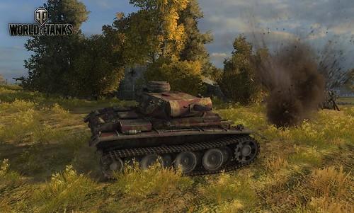 Танк VK 20.01 (D)