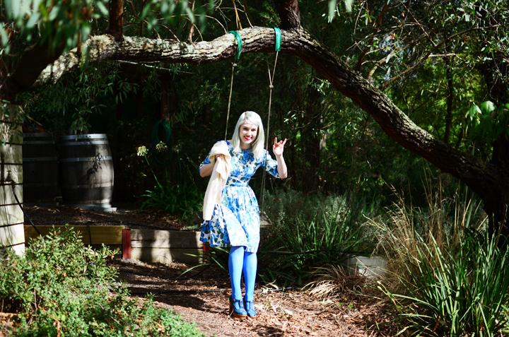 garden tree swing a