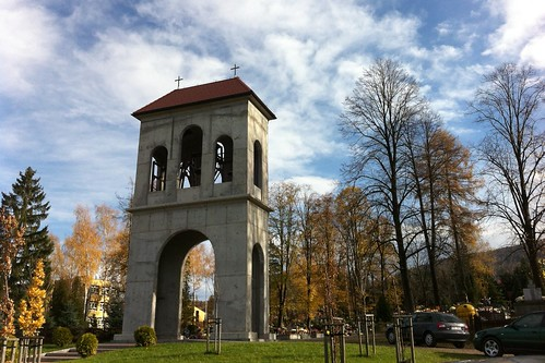 316/366: New belfry in Wiśniowa by Rrrodrigo