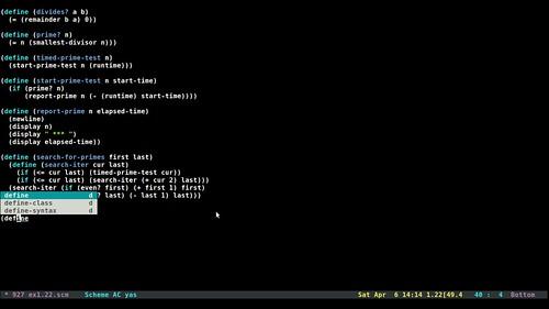 Autocomplete in ubuntu