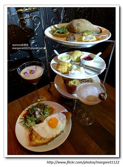【台北食記】喝調酒、吃輕食的好地方~333 RESTAURANT & BAR