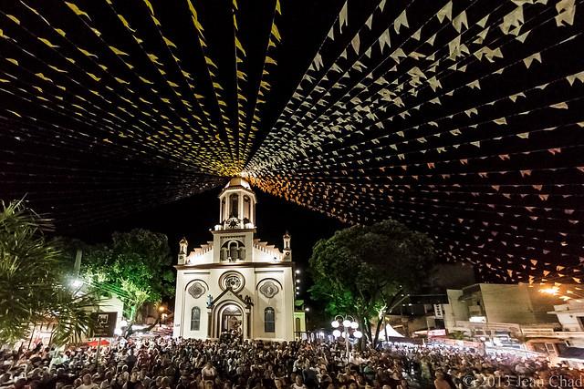 Festa de São Benedito 2013