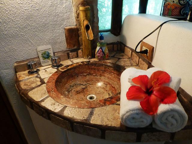 Bathroom Playa Escondida