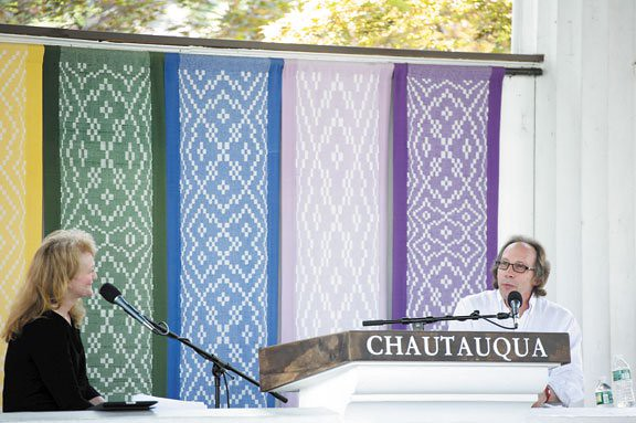 Lawrence Krauss at the Chautauqua Institution