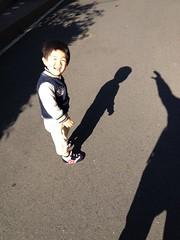 朝の散歩 2013/4/12