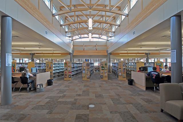 Judge B Davies High School Fargo Nd 3 Flickr Photo