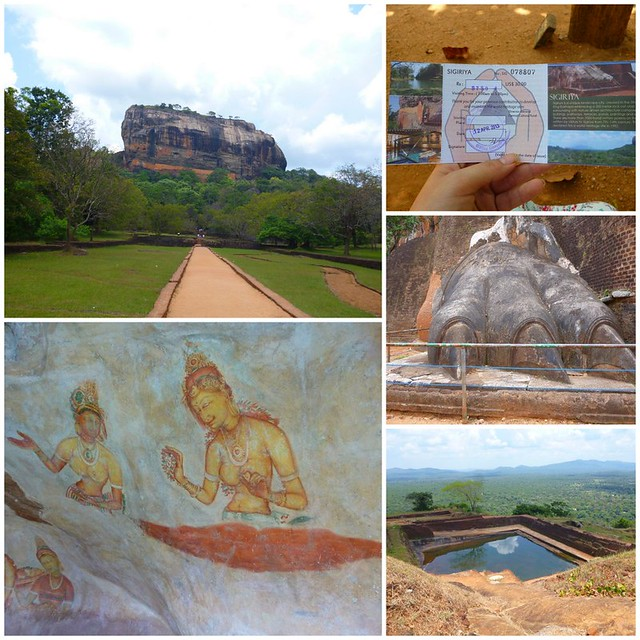 Sights of Sigiriya