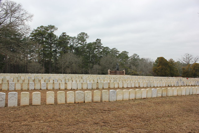 Andersonville National Cemetery, Site of Stockade, Camp Sumter