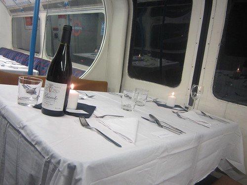 Wine on the Tube