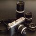 X-E1 + Pen F lenses