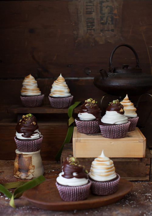 Chocolate Cupcake 1